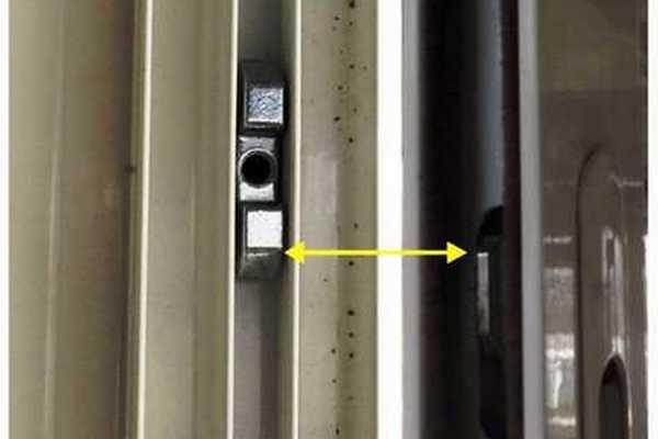 Регулировка Балконных окон