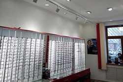 Ремонт в магазине оптика на Советском