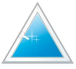 Изготовление треугольных стеклопакетов